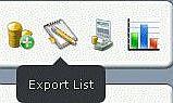 Экспорт списка