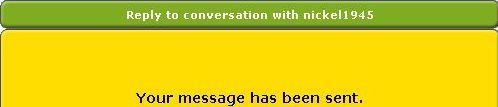 Сообщение послано в ответ