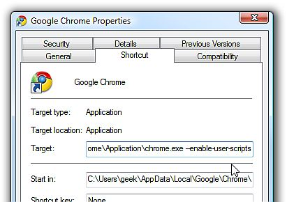 NeoBux2+ в Google Chrome